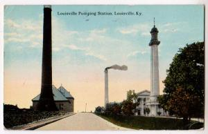 Pumping Station, Louisville KY