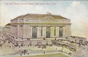 New Grand Central Depot 42nd Street New York City