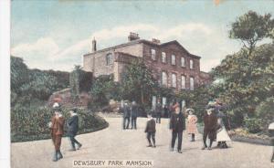 DEWSBURY, Kirklees, West Yorkshire, England, United Kingdom; Park Mansion, 00...