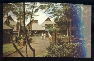 Hilo, Hawaii/HI Postcard, The Marketplace At Waiakea Resort Village