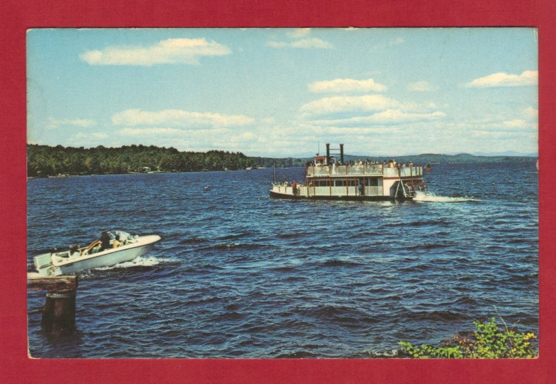 SONGO RIVER QUEEN  LONG LAKE, MAINE  BUILT 1970 SEE SCAN