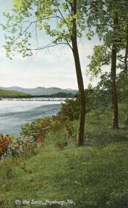 ME - Fryeburg. On the Saco River