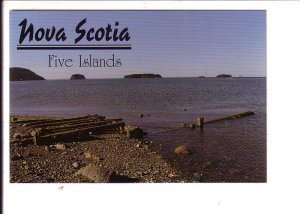 Five Islands, Nova Scotia, Canada