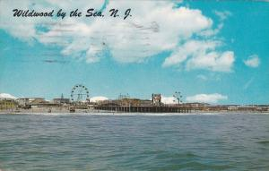 Marine Pier, Boardwalk, WILDWOOD, New Jersey, 40-60´