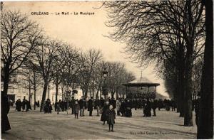 CPA ORLÉANS-Le Mail La Musique (266090)
