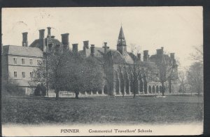Middlesex Postcard - Pinner - Commercial Travellers' Schools  RS4865