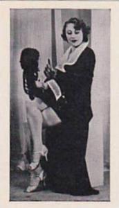 R & J Hill Vintage Cigarette Card Modern Beauties No 23 Miss Judy Kelly