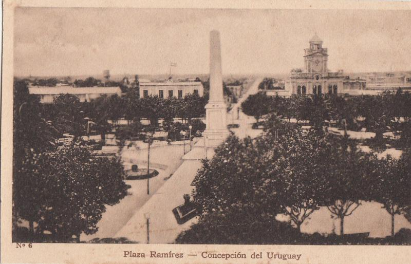 Plaza Ramirez - Conception del Uruguay