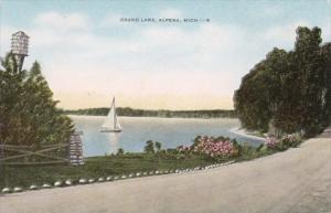 Michigan Alpena View Of Grand Lake