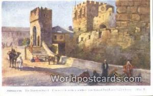 Jerusalem, Israel Tower of David Tower of David