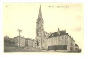 Oloron-Sainte-Marie , Pyrénées-Atlantiques department , France 00-10s Eglis...