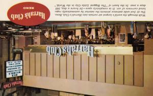 RENO , Nevada , 1950-60s ; Harrah's Club
