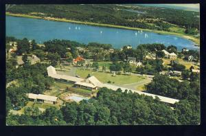 Orleans, Massachusetts/MA/Mass Postcard, Governor Prence Motor Lodge, Cape Cod