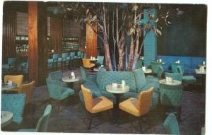 The Purple Tree Lounge, in the Manger Hotel, Cleveland, Ohio