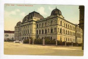 Graz, Austria, Technische Hochschule, 00-10s