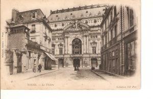 Postal 022361 : Tours - Le The?re