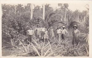 Panama Natives In Interior Of Panama Real Photo