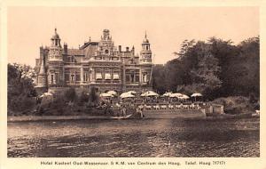 Den Haag Holland Hotel Kasteel Oud Wassenaar Den Haag Hotel Kasteel Oud Wasse...