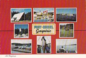 Canada Multi View Port Daniel Gaspesie Quebec