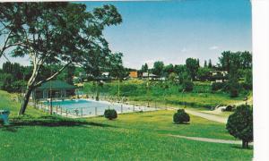 Swimming Pool,  Parc St-Joseph,  Grand'  Mere,  Quebec,  Canada,   40-60s