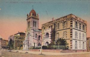 La Cathedrale, Bizerte, Tunisia, Africa, PU-1926