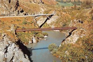 Kawarau Bridges - New Zealand