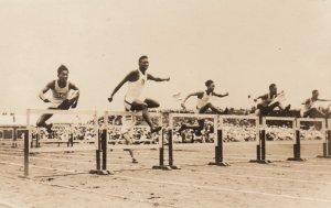 RP: OSAKA , Japan , 1923 ; Sixth Far Eastern Championship Games , Track-Hurtles