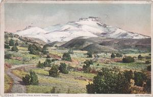 Fred Harvey 10945 : Fisher's Peak near TRINIDAD , Colorado , PU-1911