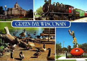 Wisconsin Green Bay Multi View