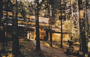 Student Residence, College of the Pacific , VICTORIA , B.C. , Canada , 50-60s