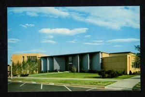 SC Fine Arts Bldg Bob Jones University Univ Greenville South Carolina Postcard
