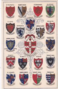 England Various Coats Of Arms