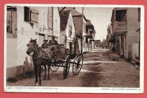 St. Augustine, Florida - 1908