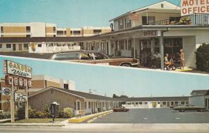 TAMPA , Florida , 50-60s ; Garden View Motel