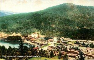 New Hampshire Woodstock The Woodstock Lumber Company