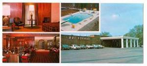 Ramada Inn , MURFREESBORO , Tennessee , 40-60s : OVERSIZE