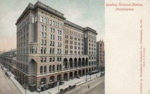 PHILADELPHIA , Pennsylvania , 1901-07 ; Reading Terminal Station