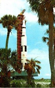 Florida John F Kennedy Space Center NASA Apollo 11 Saturn V 1971