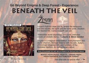 Beneath the Veil - Zingaia