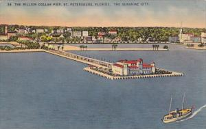 Florida Saint Petersburg The Million Dollar Pier The Sunshine City