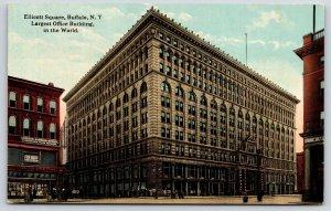 Buffalo NY~Ellicott Square~United Cigar Co Store~Alderson Hammond Richey~c1910