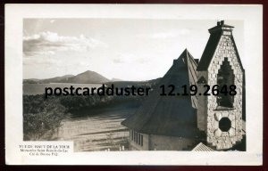2648 - BROME Que 1940s St.Benoit-du-Lac Monastery. Real Photo Postcard by Allard