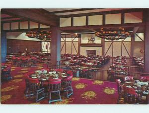 Unused Pre-1980 CAMELOT ROOM RESTAURANT Hershey Pennsylvania PA v6089-13
