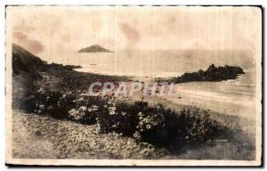 Old Postcard Pleneuf Arrive in the range of the Valleys Verdelet