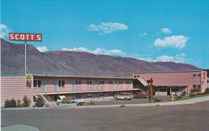 Scott´s Motel, Kamloops, British Columbia, Canada, 40-60s