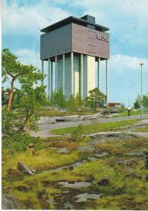 Watertower - Rauma, Finland 1977