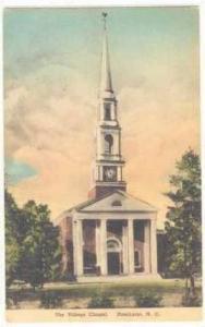 The Village Chapel, Pinehurst, North Carolina, 1920-30s