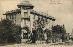 CPA VITTEL - L'Hotel DE LORRAINE (153595)