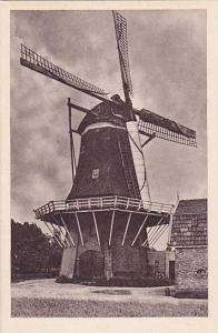 Windmill : Hollandse Molenserie , Netherlands, 20-40s #6