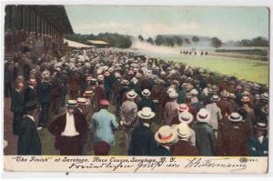 Race Track Saratoga NY